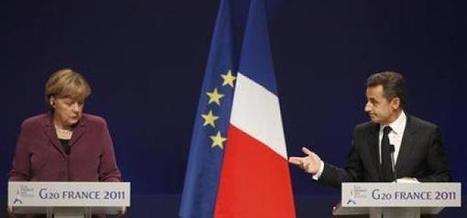 Le couple franco-allemand perd en crédibilité | Union Européenne, une construction dans la tourmente | Scoop.it