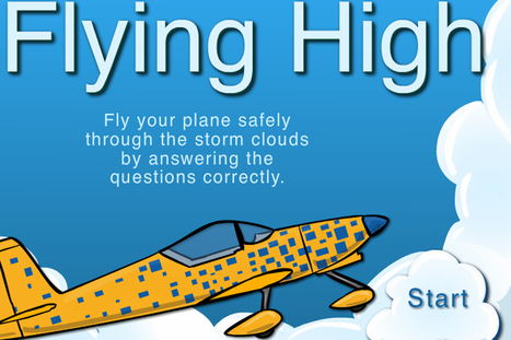 Flying High | Multiplication Challenge | Scoop.it