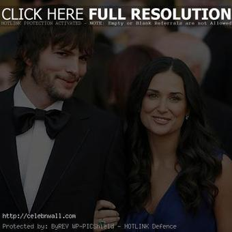 Demi Moore and Ashton Kutcher are already divorced - Celeb N Wall | Latest Celebrity News | Scoop.it