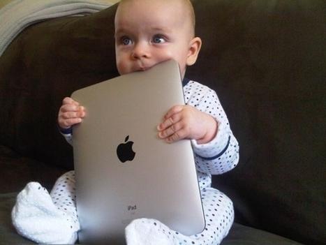 10 apps educativas de iPad para niños | Aprender y educar | Scoop.it