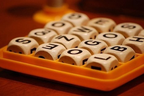 Boggle Is Better Than Scrabble | Technology in Art And Education | Scoop.it