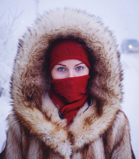 Photographs of Oymyakon, the Coldest Village on the Face of the Earth | xposing world of Photography & Design | Scoop.it