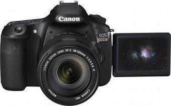 Canon EOS 60Da : le retour du reflex d'astronomie - Les Numériques | Photo & Vidéo avec un DSLR Canon | Scoop.it