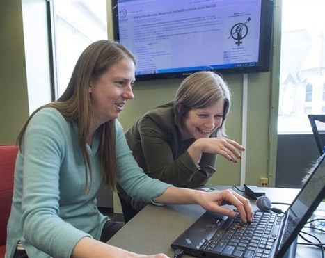 Wikipedia Edit-a-Thon Events Aim to Narrow the Site's 'Gender Gap'   ChrisD.ca   Women and Wikimedia   Scoop.it