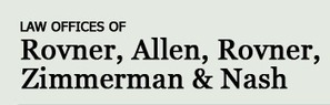 The Law Offices of Rovner, Allen, Rovner, Zimmerman & Nash Taking Motor Vehicle Accident Cases This August | Social Security Attorney Philadelphia | Scoop.it
