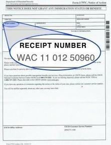 How to Read a USCIS Receipt Number - CitizenPath | Immigration: Citizenship & Naturalization | Scoop.it