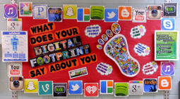 Digital Citizenship Interactive Bulletin Board | Sheila's Edtech | Scoop.it