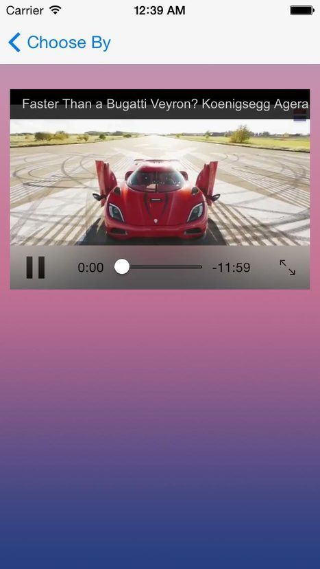 How to embed YouTube video on iOs and play it directly on UIWebview without full screen | iOS Dev | Scoop.it