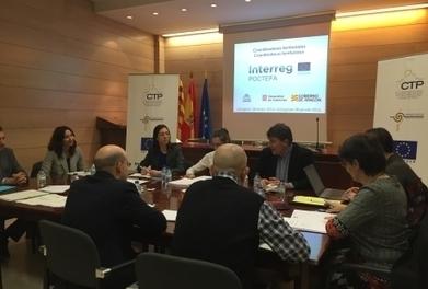 Los responsables de la cooperación transpirenaica planifican el curso en Zaragoza - Aragón_hoy | cooperation España-France-Andorra | Scoop.it