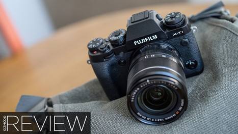Fujifilm X-T1 Review: Feast for the Eyes, Frustration for the Fingers | All about the gear | Scoop.it