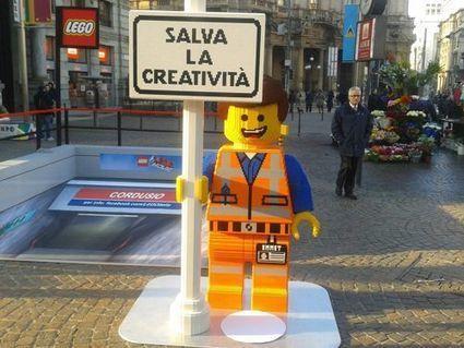 Une fausse bouche de métro composée de 190.000 briques de LEGO   Lego is not a game... not only   Scoop.it
