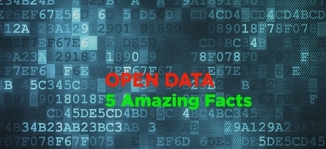 5 Amazing Facts About Open Data in Canada | OPIN | Open Government Daily | Scoop.it