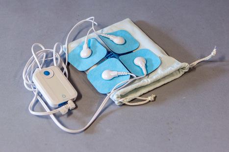 Bluetens Get Better Test : Bluetens Get Better, un boîtier connecté qui joue les kinés à la maison | Esanté, Santé digitale, Santé Mobile, Santé connectée, Innovation santé, | Scoop.it