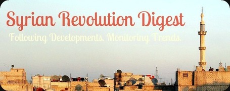 Syrian Revolution Digest: Chaos Unleashed! | Coveting Freedom | Scoop.it