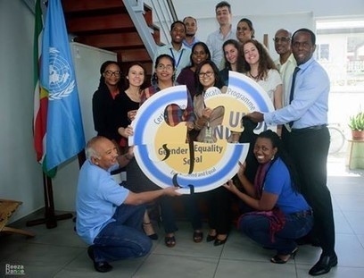 UNDP Suriname is putting the pieces together for Gender Equality | Genera Igualdad | Scoop.it