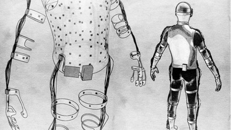 Here's a Full Body Motion Control Suit to Go With Your VR Headset | Gizmodo UK | Post-Sapiens, les êtres technologiques | Scoop.it