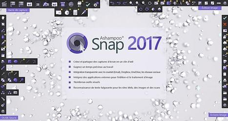 Ashampoo Snap 2017 | Chroniques libelluliennes | Scoop.it