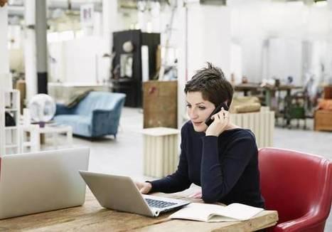 Travail : les 9 innovations qui vont changer votre vie au bureau  - Elle | coach'up | Scoop.it