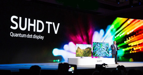 Samsung claims its latest TV breakthrough outshines OLED, and it's cheaper | New Media and Web Video | Scoop.it