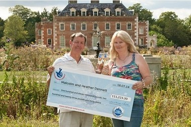 Dorset taxi driver Malcolm Dennett wins life-changing EuroMillions windfall | Euromillions | Scoop.it