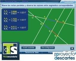 Teorema de Tales | El diario de Alvaretto | Scoop.it