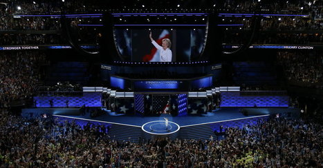 Democratic Convention Night 4: Analysis | Public Relations & Social Media Insight | Scoop.it