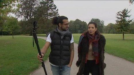 De Damas à l'Alsace, l'histoire d'un couple de journalistes syriens qui a fui la guerre - France 3 Alsace | La vie des médias | Scoop.it