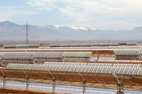 Morocco will launch Africa's biggest solar farm | CLOVER ENTERPRISES ''THE ENTERTAINMENT OF CHOICE'' | Scoop.it
