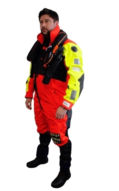 Tri-approved immersion suit for offshore wind workers   Marine Innovation   Scoop.it