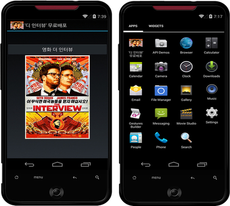 """Fake """"The Interview"""" app is really an Android banking trojan 