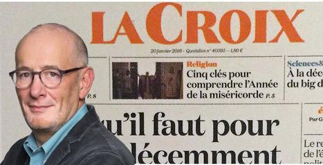 """La Croix""voit la vie en orange | DocPresseESJ | Scoop.it"