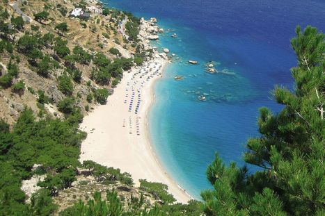 Top 10 Greek island holiday destinations for summer 2013 - Mirror.co.uk | Greece | Scoop.it