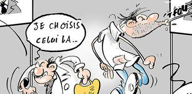 Djamel Ghanem, condamné à dessiner l'agonie de Algérie | Culture | Scoop.it