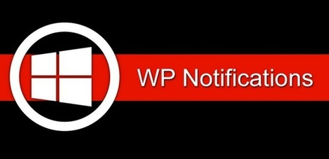 Free Download Windows Phone Notifications + Plus APK v 4.7 : Android Center | .APK | Galaxy S advance | Scoop.it