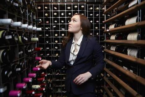 A Sommelier Who Stays on Her Toes   Vitabella Wine Daily Gossip   Scoop.it
