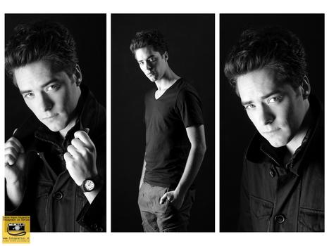 BOOK FOTOGRAFICO per UOMO a TORINO Per ATTORI CANTANTI BALLERINI Enrico Scarsi Fotografia | Book Fotografico Professionale Torino | Scoop.it