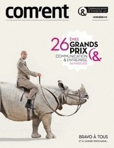 Grands Prix Communication & Entreprise 2012 | Communication&Entreprise | Scoop.it