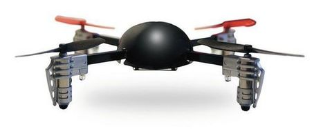 Micro Drone Quadrocopter Review, Extreme Fliers Shrinks The RC ... | Quadcopters | Scoop.it