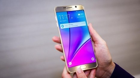 Ten ways the Samsung Galaxy Note 5 excels for business use   Consumer Priority Service   Tech News   Scoop.it