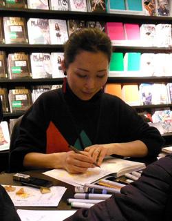 Témoignage : Junko Kawakami, une mangaka parisienne | Ressources pour le club manga du Lycée Fulbert | Scoop.it