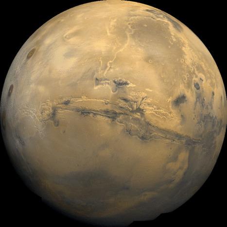 A spasso su Marte (per 3 anni....) - Spaziando | Planets, Stars, rockets and Space | Scoop.it