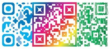 Getting Creative with QR Codes | Still Creek Press | The Rise of the Algorithmic Medium | Scoop.it