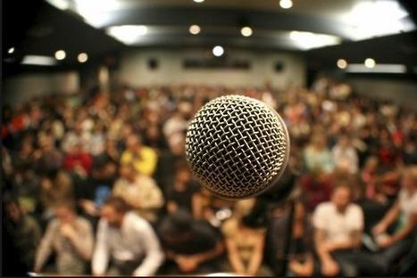 How To Not Fear Public Speaking | Speaking in Public | Scoop.it