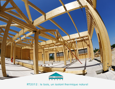 RT2012 : le bois, un isolant thermique naturel. | technologie 5ème | Scoop.it