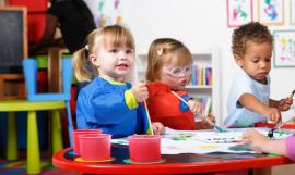Childcare doesn't upset development | Health Studies Updates | Scoop.it