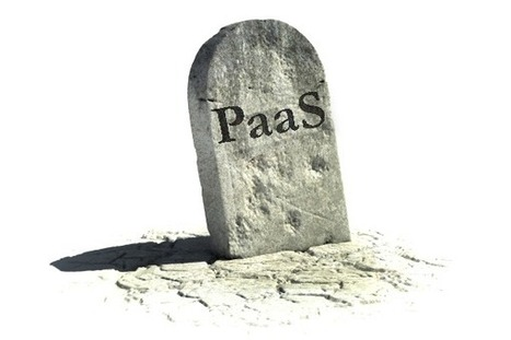 Enough PaaS vs. IaaS: The cloud is really about Services as a Platform | About'IT | Scoop.it