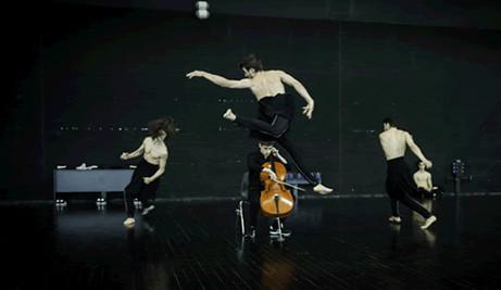 Dani Pannullo, a punto de estrenar Avalanche en Madrid, reflexiona sobre su presente y futuroartístico.   Festival Internacional Madrid en Danza 2012   Scoop.it