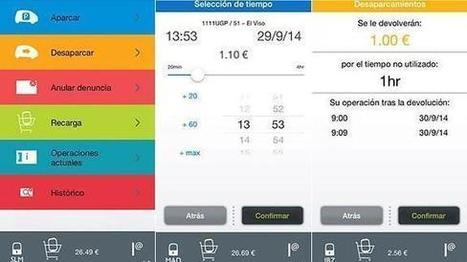 Gijón activa la app para pagar y renovar el ticket de la ORA con el móvil | Innovación cercana | Scoop.it