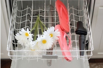 Did you know your dishwasher could do this?! | Kickin' Kickers | Scoop.it
