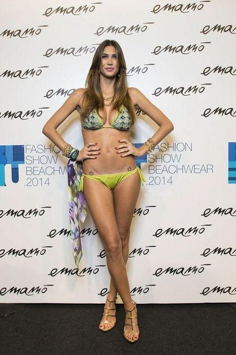 Emamò catwalk SS 2014 Melissa Satta | Le Marche & Fashion | Scoop.it